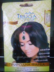 Природная краска для волос Triuga Herbal
