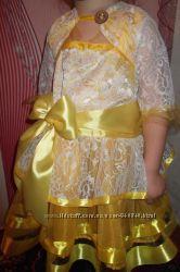 платье снежинка, пошью любого размера и цвета для вашей малышки