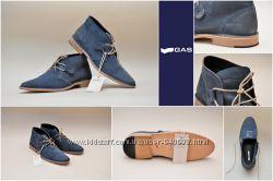 Ботинки GAS р. 42. Обувь GEOX, GOLDERR, Lobster р. 41, 42, 43, 44.