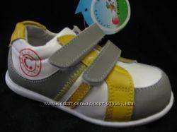 Туфли- кроссовки для мальчика тм Calorie р. 21-23 Кожа, Распродажа