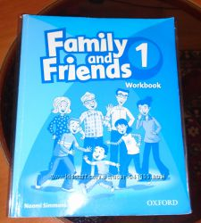 Famili and Friends 1 класс