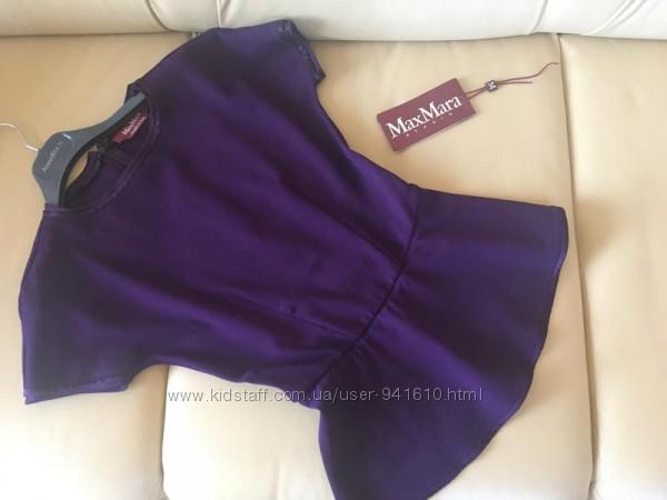 Топ блуза max mara оригинал