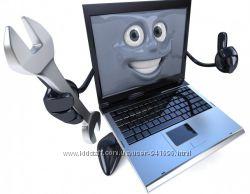Недорого качественные ремонт и настройка компьютеров и ноутбуков