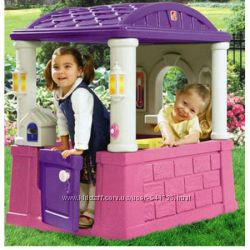 Дом для детей Step2 pink. Новый. В упаковке. Оригинал. США. В наличии.
