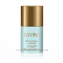 Парфумовані дезодоранти- антиперспіранти Divine