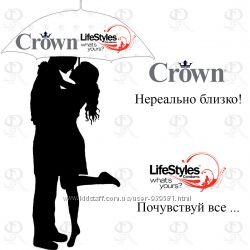 Латексное изделие н-р 1. Lifestyles Ultra Sensitive и OKAMOTO Crown