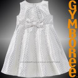 Ослепительное платье для принцессы на любое торжество от Gymboree.