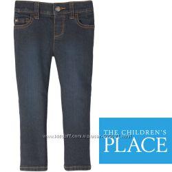 Фирменные джинсы и джегинсы на девочек Childrens Place