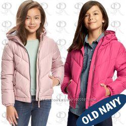 Классные деми-куртки Old Navy на юных девушек.