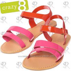 Легкие летние босоножки для девочек Crazy8.