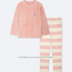 Пижамы Uniqlo на девочек