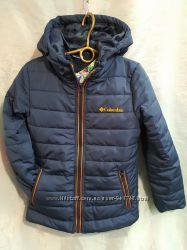 Мальчуковые курточки в ассортименте в размерах 128, 134, 140, 146. 152