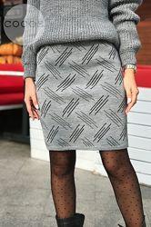 Красивые теплые юбочки в ассортименте размер 46-50