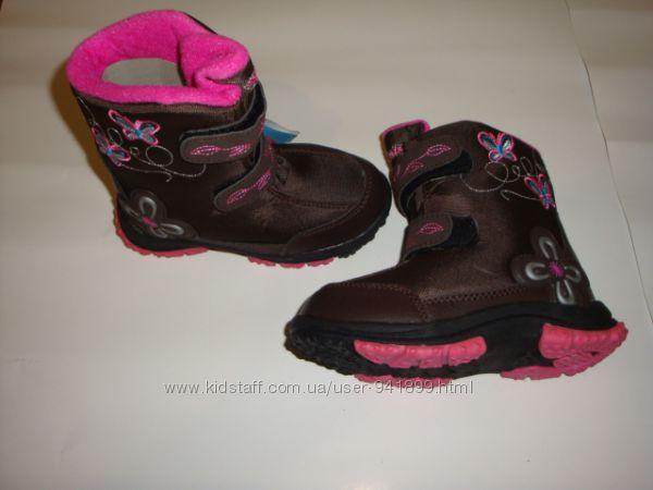 Flamingo, Термо обувь для девочки