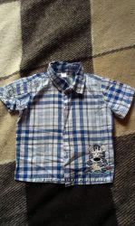 Рубашка GeeJay 9-12 мес.