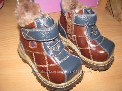 Зимние ботиночки новые