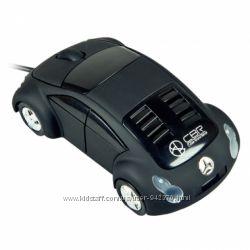Мышка- машина оптическая CBR MF 500 Beatle. USB. НОВАЯ  ГАРАНТИЯ