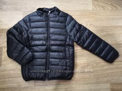 Куртка для мальчиков весенняя без капюшона термо, ТМ Glo-story, 110-160 рр.