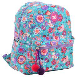 Рюкзак дошкольный Серия Trend от Yes. Легкий с плотной спинкой.