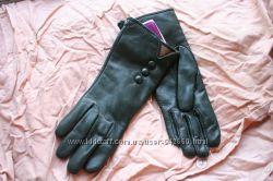 Перчатки кожаные лайковые Румыния