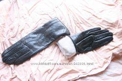 Перчатки кожаные Румыния
