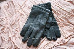 Перчатки кожаные  Румыния мужские 8, 5 размер