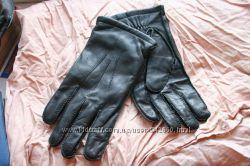 Перчатки кожаные  Румыния мужские 9 размер