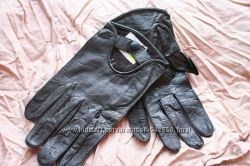 перчатки кожа Румыния 9, 5 размер