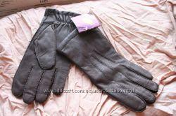 Перчатки кожаные  Румыния мужские 10 размер