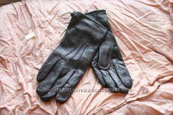 Перчатки женские кожаные лайковые Румыния 8 размер