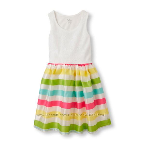 Нарядное платье 10-12 лет