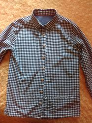 Рубашки на р. 158 на парня в идеальном состоянии