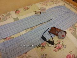 Байковые штанишки для дома и сна 36р-S