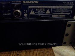 Микшерный пульт Samson MDR-624 . Состояние НОВОГО