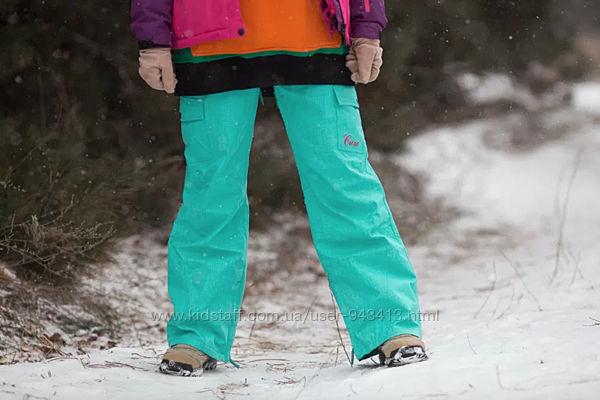 Женские лыжные сноубордические штаны Crow Propaganda