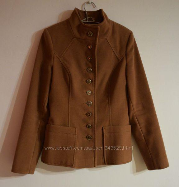 пальто пиджак кашемировое