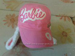 Крутая шапка BARBIE
