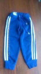Спортивные штаны теплые с начесом новые с этикеткой