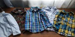 Рубашка Next Gap H&M до длинного рукава на 3-4 года