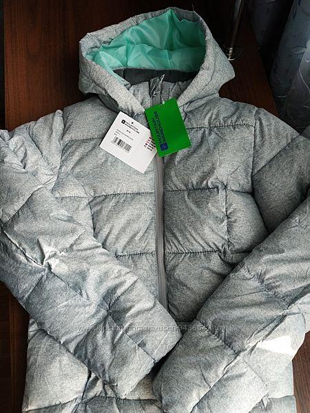 Термо куртка для девочки Mountain warehous на рост 134-140 новая