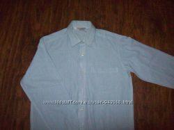 рубашка на 10-11 лет School