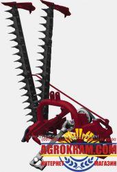 Косилка сегментная на трактор