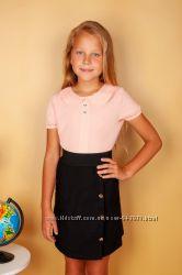 Шикарная школьная юбка Клевер