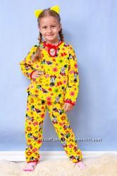 Пижама капелька начес