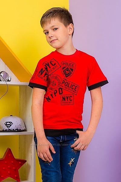 Стильная футболка для мальчика, Турция