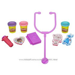 Игровой набор Доктор Плюшева Play-Doh