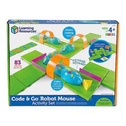 Игровой STEM-набор Learning Resources Мышка В Лабиринте программируемая игр