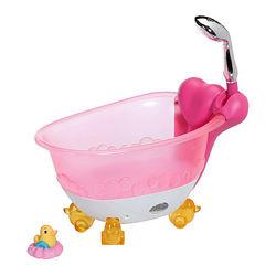 Ванночка для куклы Baby Born Веселое купание с эффектами 828366