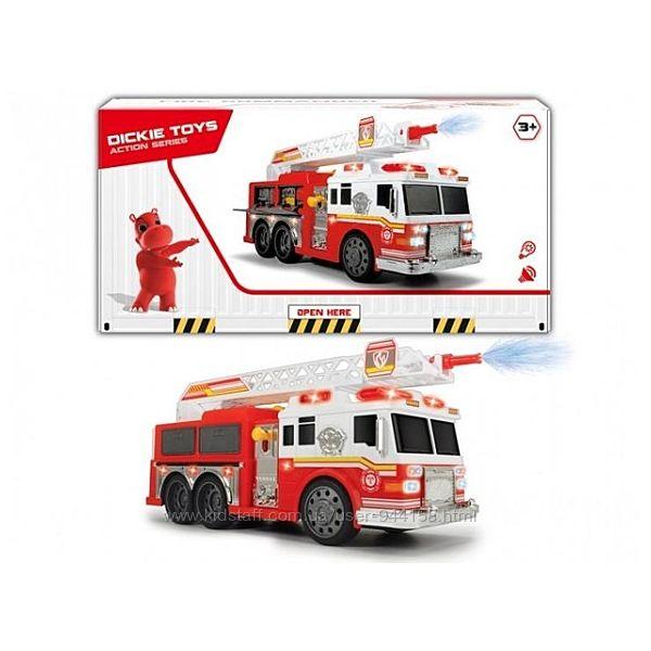 Пожарный автомобиль Dickie Toys Командор 36 см 1137007