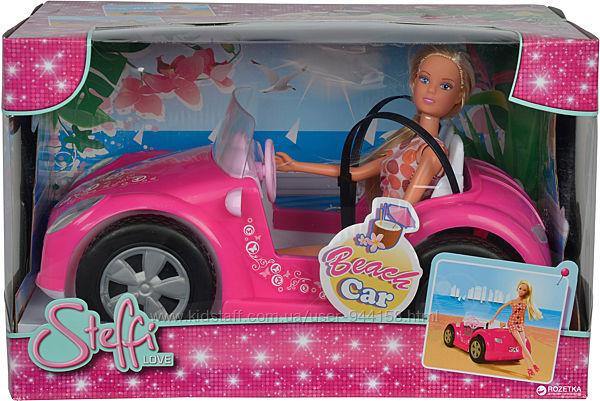 Штеффи с кабриолетом Simba 5738332
